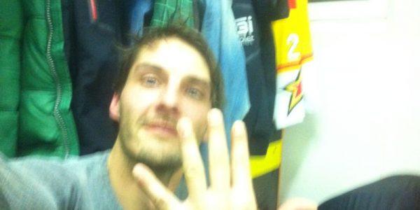 5-fach Kropfi zieht Ice Sharks die Zähne