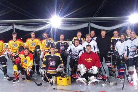 vereinsinternes Eishockeyturnier