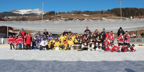 OEHL Kids Cup in der Walter-Perner-Greimarena