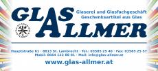 Glas Allmer
