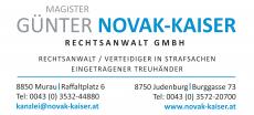 Günter Novak-Kaiser Rechtsanwalt GmbH
